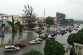 flooded streets of lagos