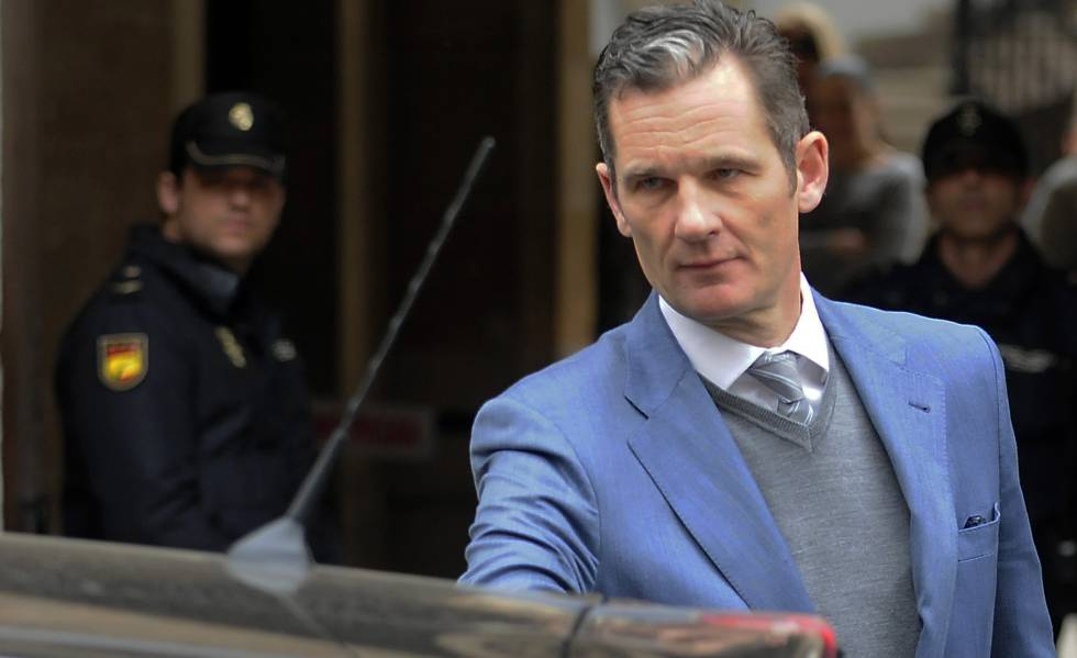 Spanish court upholds prison sentence for princess' husband
