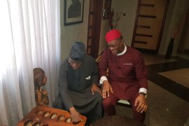 Obasanjo and Fani-Kayode