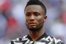 Super Eagles captain, Mikel