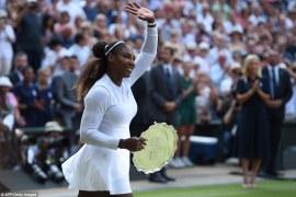 Serena Williams Wimbledon