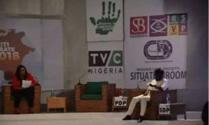 Ekiti Governorship Debate