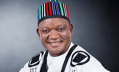 Image result for Court of Appeal affirms Ortom's re-election victory