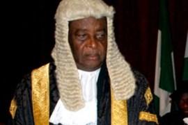 Justice Aloysius Katsina-Alu