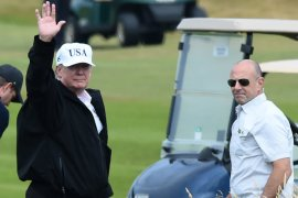 Trump's Bodyguard