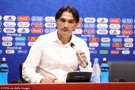 Zlatko Dalic Speaking