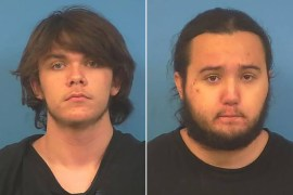 Teenagers arrested for murdering mother