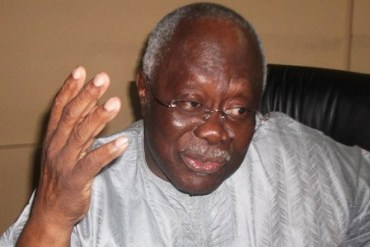 Former Deputy National Chairman of PDP, Chief Olabode George