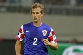 Croatia defender, Ivan Strinic