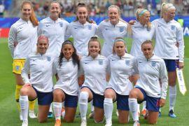 England U-20 Women's Team