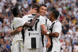 Ronaldo-Juventus
