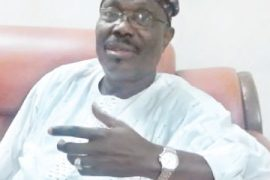 Moshood Salvador, ex PDP chairman in Lagos