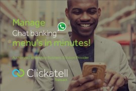 Clickatell Transact Enables United Bank for Africa (UBA) to launch Chat Banking (Leo) on WhatsApp