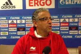 Adel-Amrouche shades Super Eagles