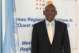 Mabingue Ngom, UNFPA