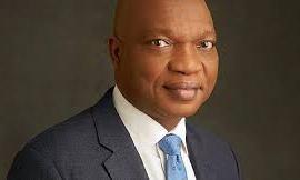Osagie Okunbor, Shell MD