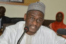 NHIS Executive Secretary, Prof. Umaru Yusuf