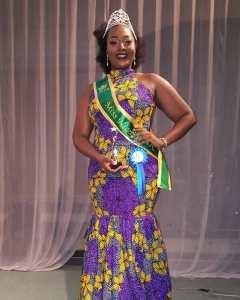 Temi Soyinka, Miss Nigeria UK