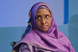 Minister of Finance, Zainab Ahmed
