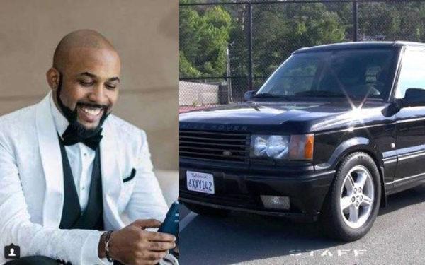 Banky W's Range Rover