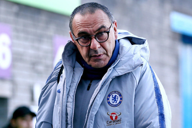 Maurizio Sarri, Chelsea manager
