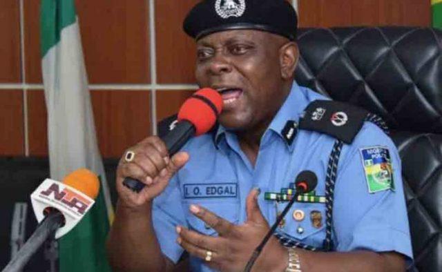 Lagos Police Commissioner, Edgal Imohimi