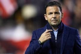 Villarreal Sacks coach Calleja, Replaces him with Plaza