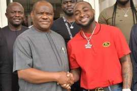 Wike and Davido