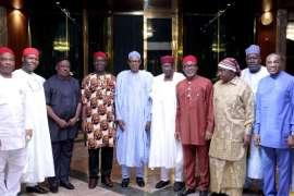 Buhari-and-other-senators