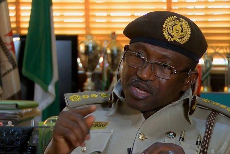 Controller General of Immigration, Muhammad Babandede