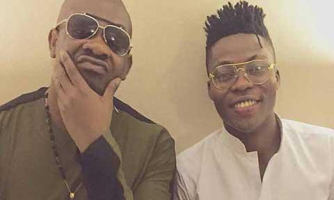 Don Jazzy and Reekado Banks