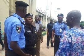Edgal Imohimi - Lagos Police CP