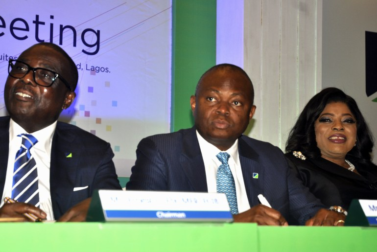 Fidelity Bank - CEO Nnamdi Okonkwo