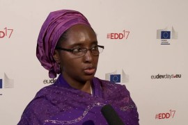 Hajia Zainab Ahmed - Finance Minister