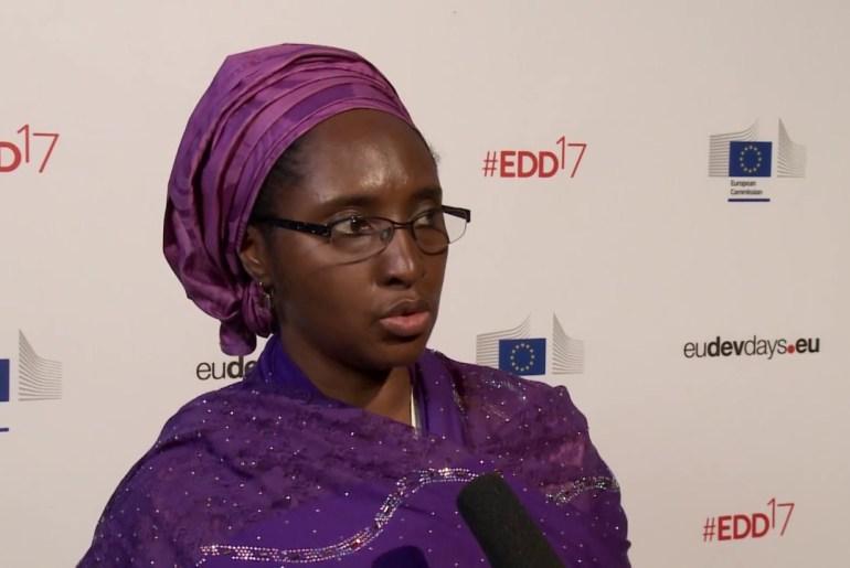 Hajia Zainab Ahmed - Finance Minister