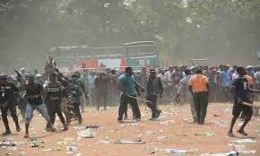 Lagos APC Rally