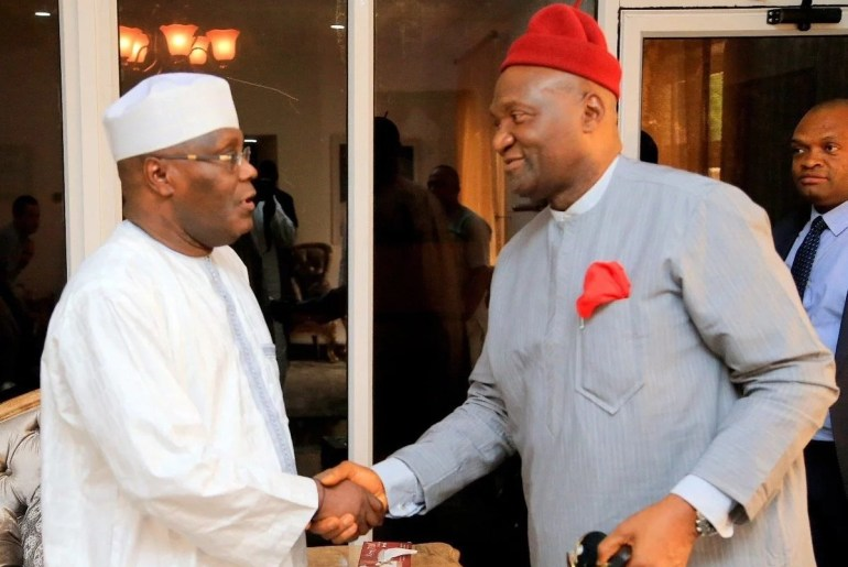 Ohanaeze endorses Atiku/Obi for presidential election