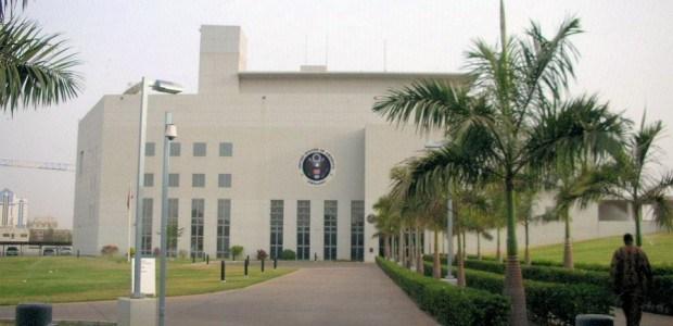 US Embassy in Abuja, Nigeria