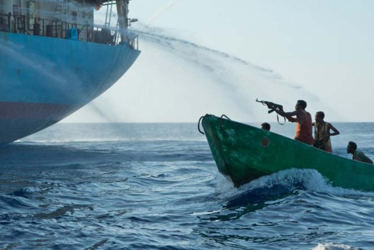 maritime crimes - piracy