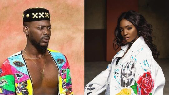 "Copy link""I could be married for 10 years and nobody would find out""- Adekunle Gold"