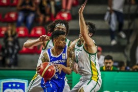 FIBA World Cup Qualifier - CAR vs Mali