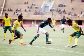 Flying Eagles - South African - U-20 AFCON