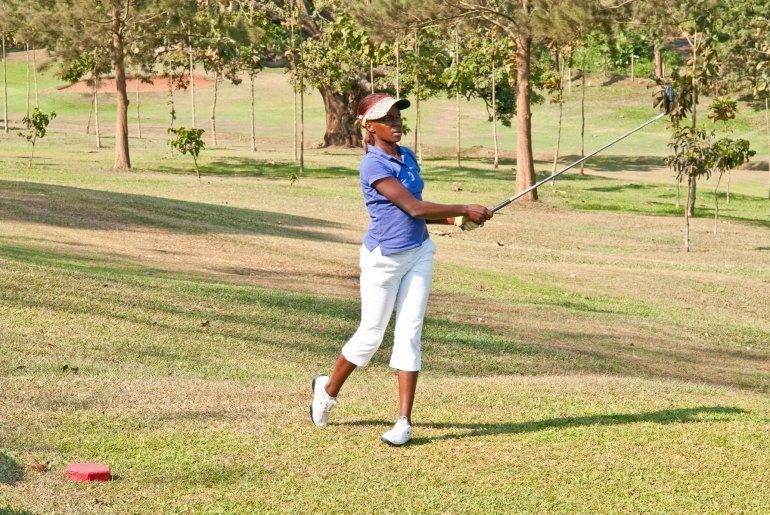 IBB Ladies Golf Championship 2019 - Evah Magala