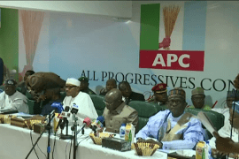 APC Caucus meeting