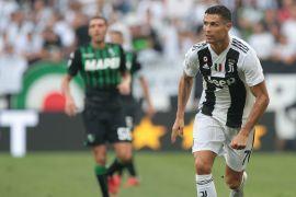 Juventus vs Sassuolo
