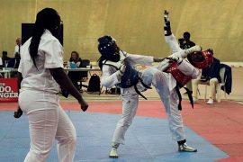 Nigeria Taekwondo Team