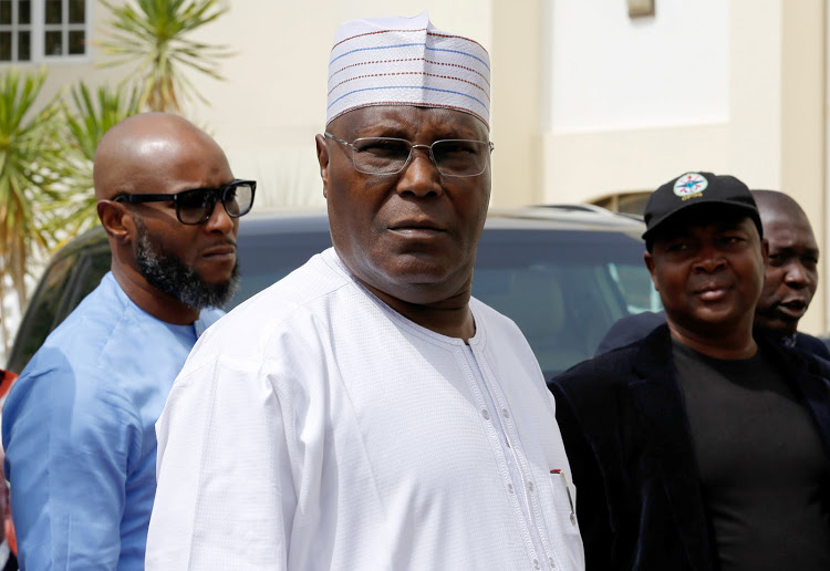 Image result for APC, INEC planning to frustrate Atiku's