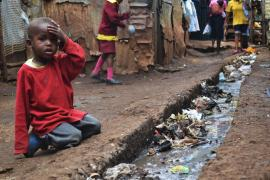 extreme poverty - Nigeria