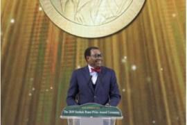 Akinwumi Adesina - Sunhak Peace Prize