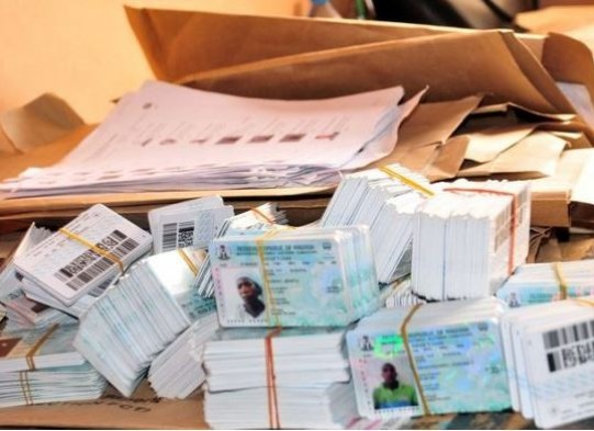 All unclaimed PVCs will be kept in CBN's Quarantine after February 8 - INEC